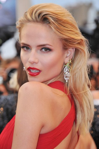 Cannes 2012 Natasha Poly