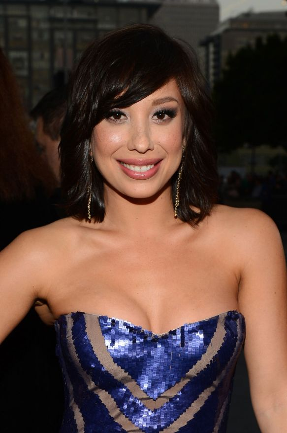 peoples choice awards 2014 Cheryl Burke