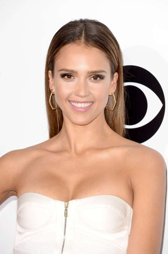 peoples choice awards 2014 Jessica Alba