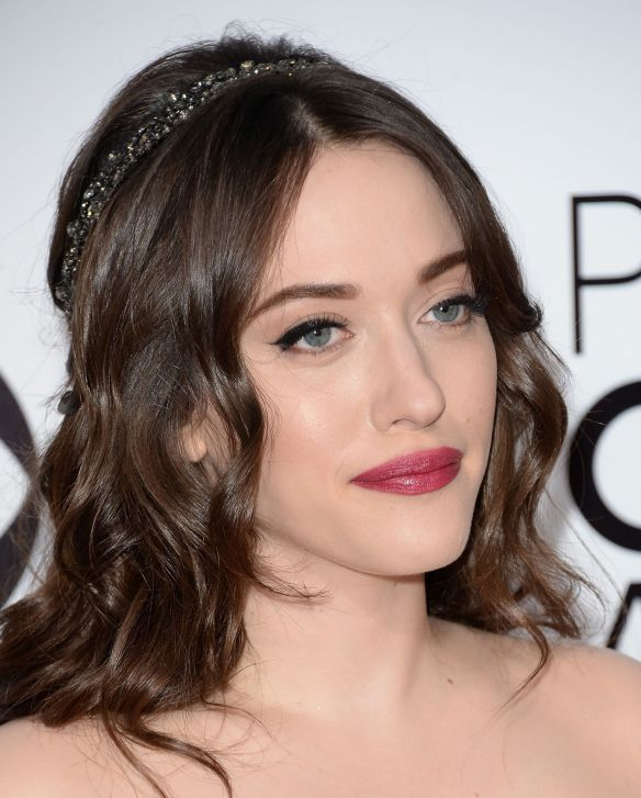 peoples choice awards 2014 Kat Dennings