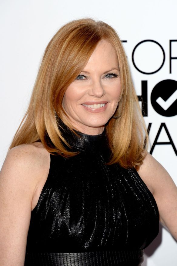 peoples choice awards 2014 Marg Helgenberger