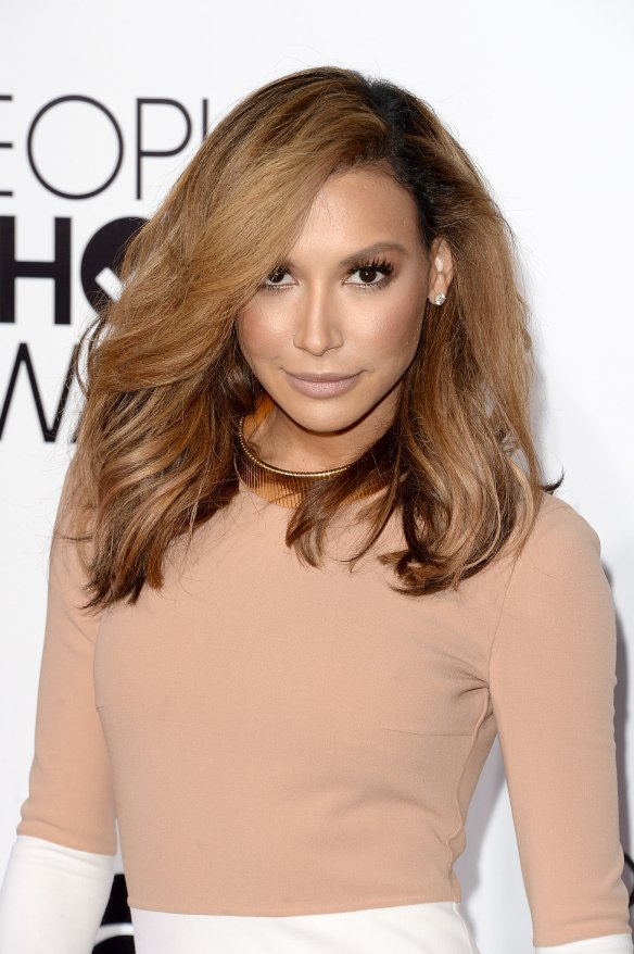 peoples choice awards 2014 Naya Rivera