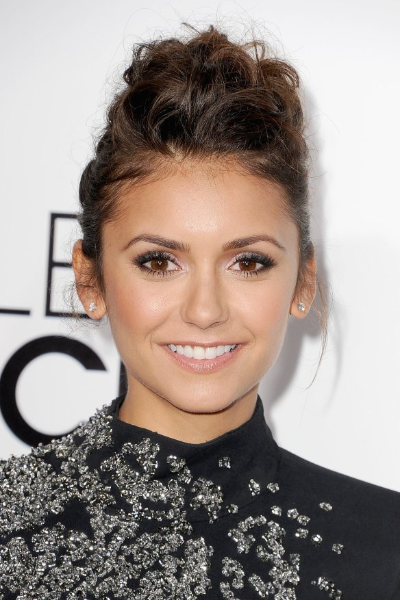 peoples choice awards 2014 Nina Dobrev