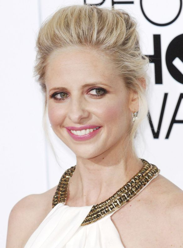 peoples choice awards 2014 Sarah Michelle Geller