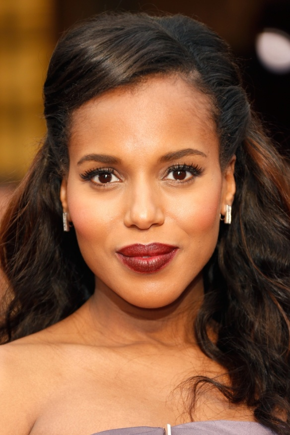 oscars 2014 Kerry Washington